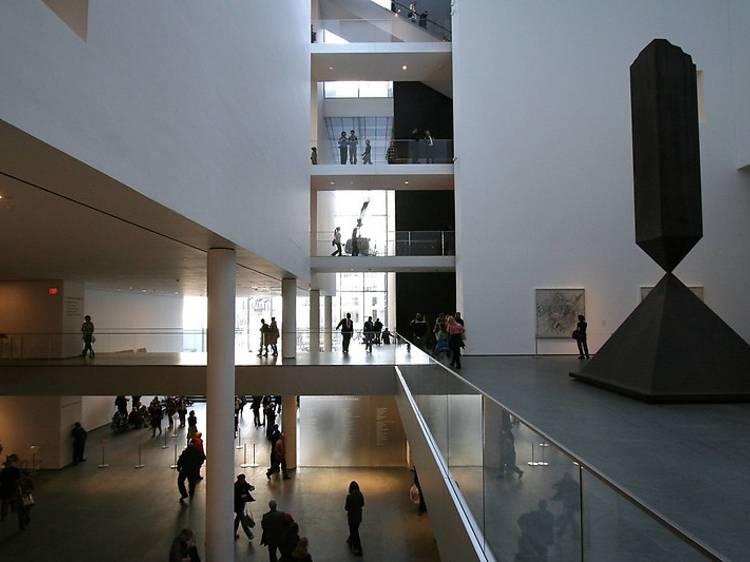 Museu de Arte Moderna (MoMA), Nova Iorque