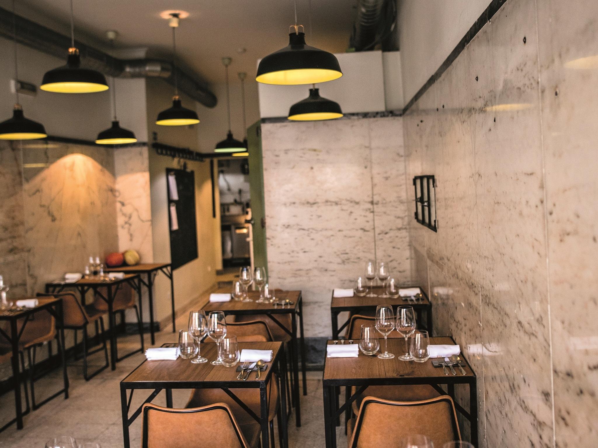 Restaurante, Boi Cavalo, Cozinha de Autor