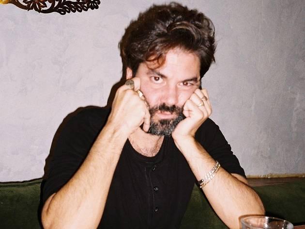 El músico catalán Joe Crepúsculo
