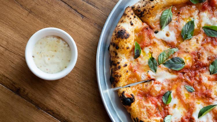 Aiko Pizzería pizza polanco