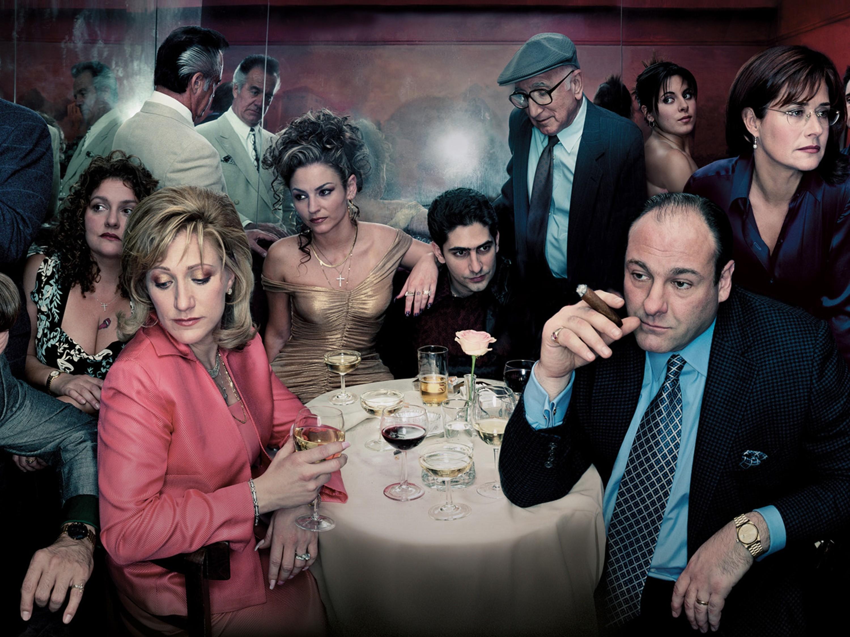Los Soprano, serie de HBO