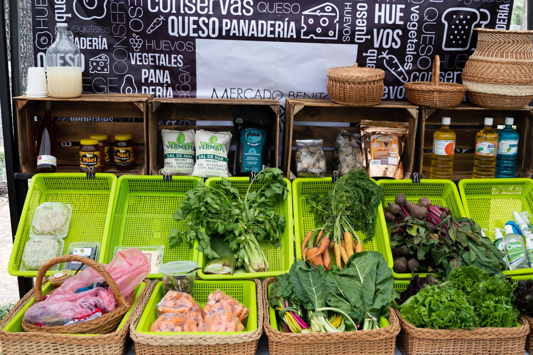 Mercado Benito