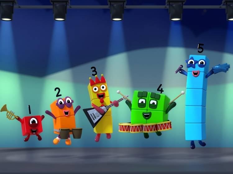 Numberblocks (ABC Kids)