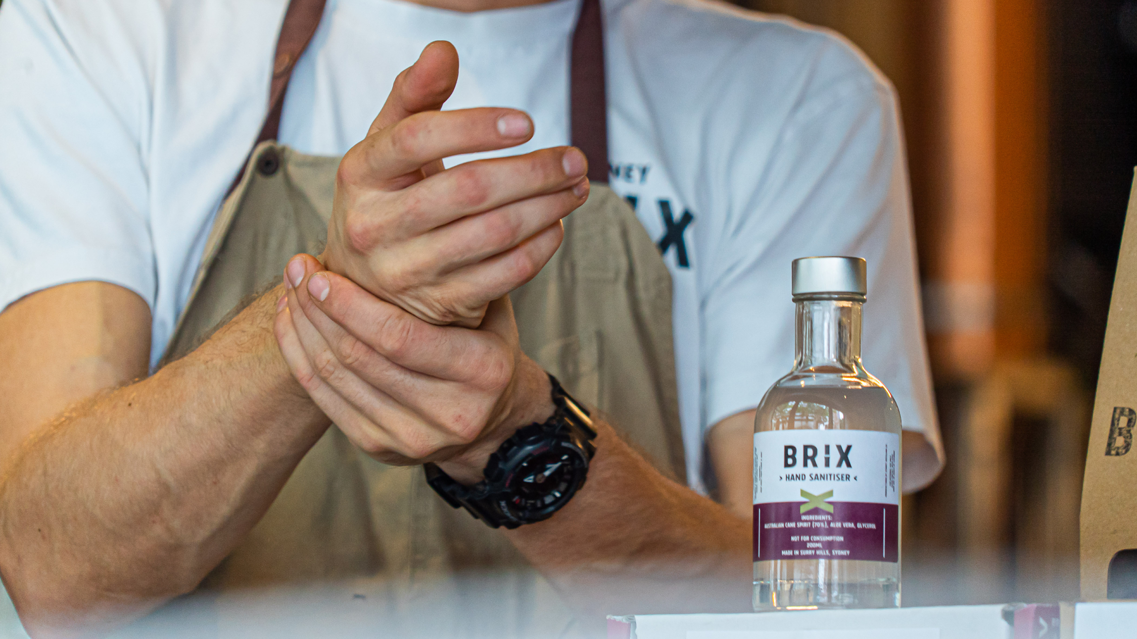 Where to buy locally-made hand sanitiser in Sydney right now