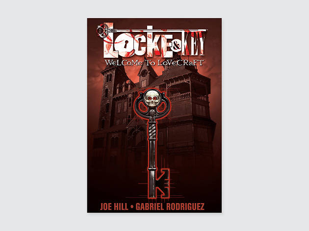 Locke & Key comic book