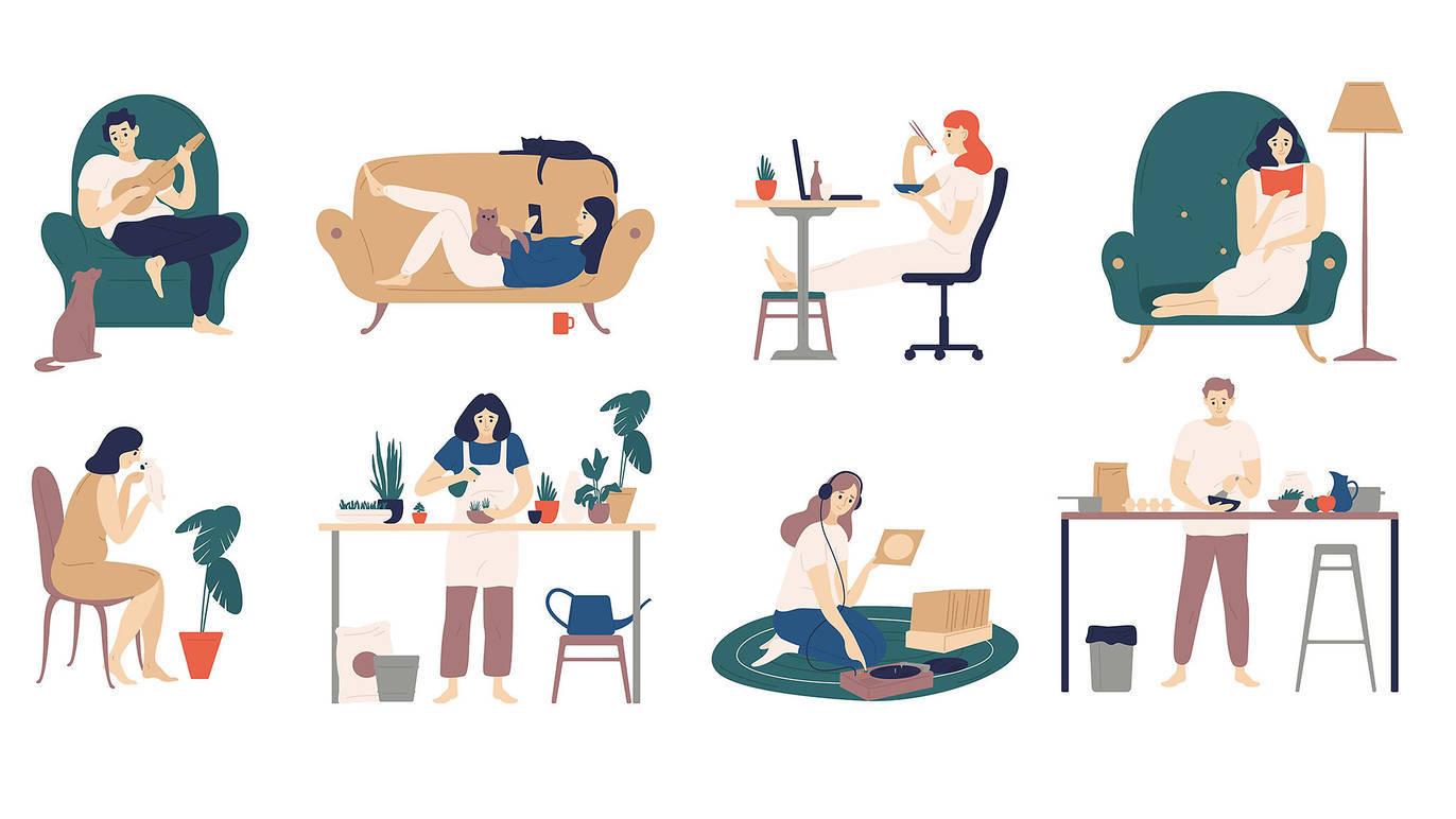 50 ideas para hacer durante la cuarentena