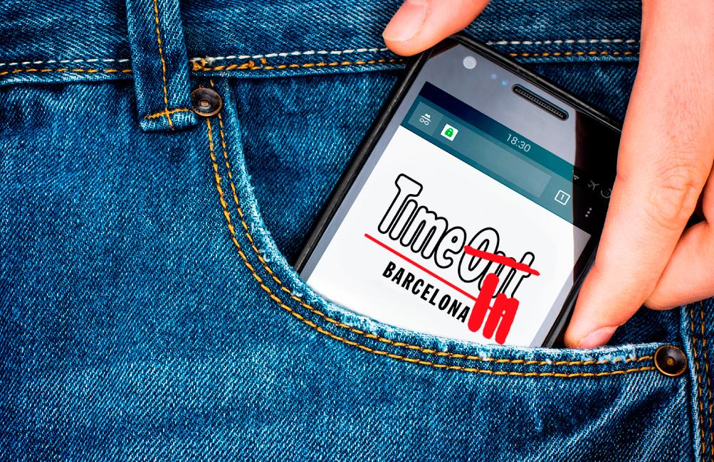 10 motivos para leer el Time Out Pocket (ahora Time In)