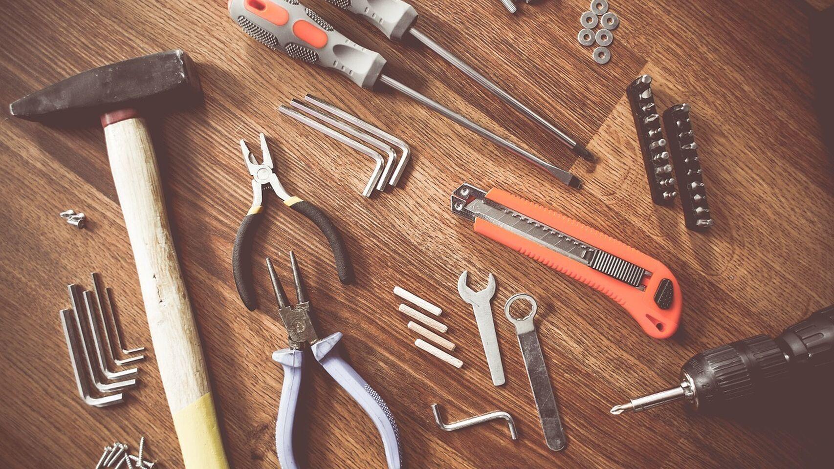 Varias herramientas