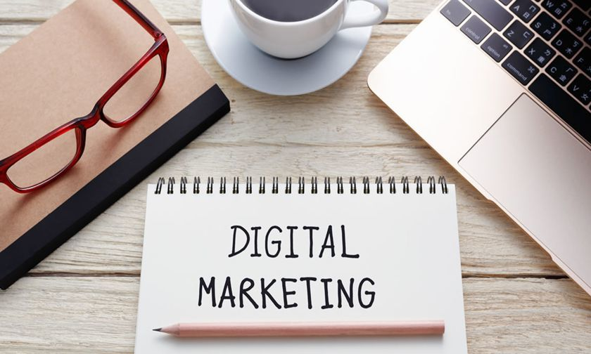 81% off an online digital marketing diploma