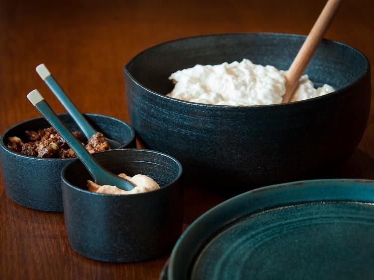 #FondDePlacard6 - Le riz au lait de Stéphane Jégo