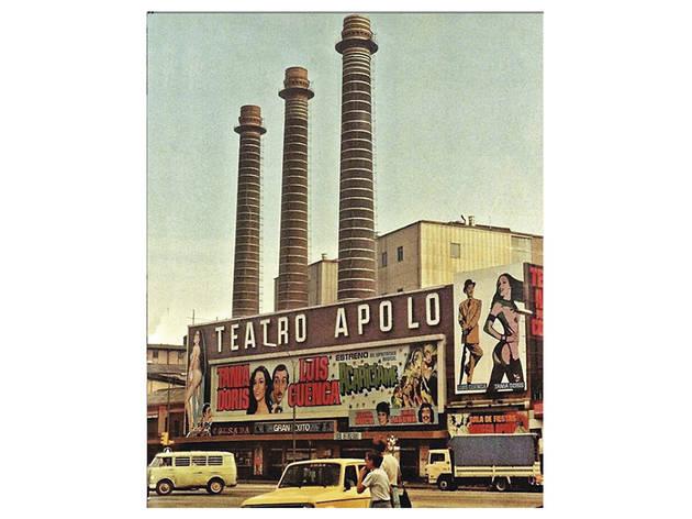 El Teatre Apolo a principis dels 80