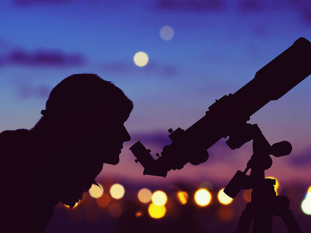 £14 for an introduction to astronomy course with International Open Academy