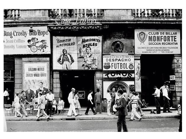 Barcelona als anys 60