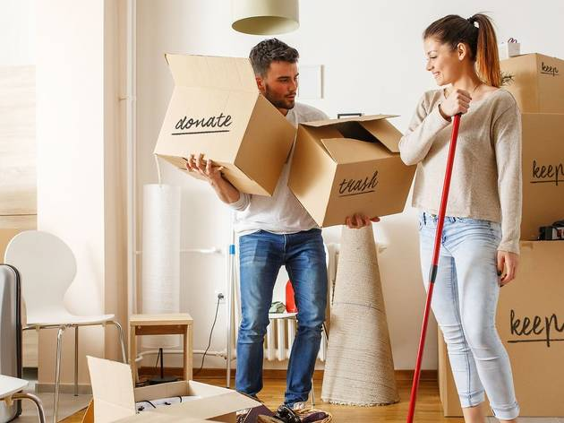 £14 for an online decluttering your home masterclass