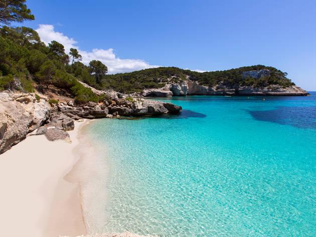 Menorca playa
