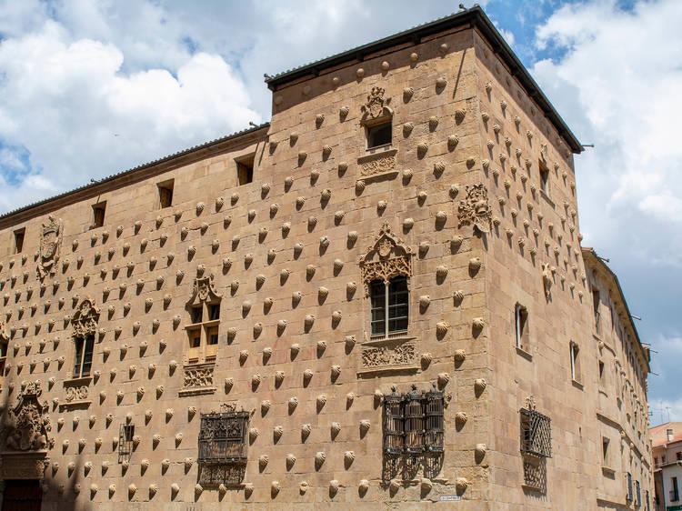 Salamanca: Casco antiguo
