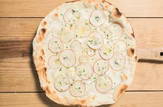 Restaurante, In Bocca al Lupo, Cozinha Italiana, Pizza