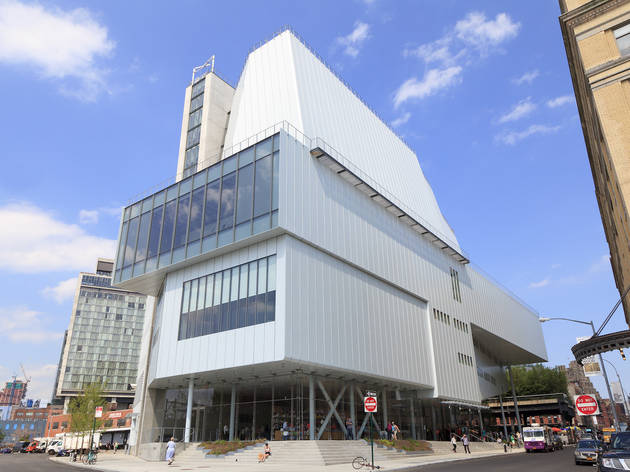 Whitney Museum, art, artists, studio visits, virtual tours