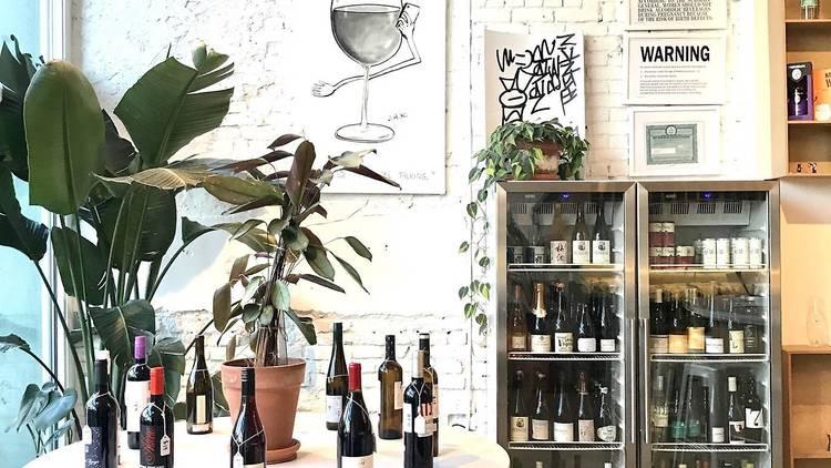 Spirit Animal wine shop