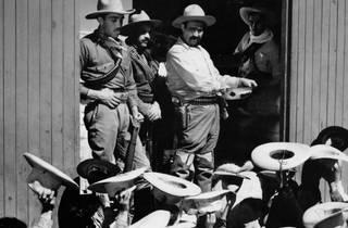 ¡Vámonos con Pancho Villa! película mexicana silente