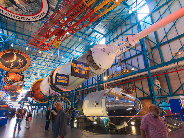 Kennedy Space Center goes virtual