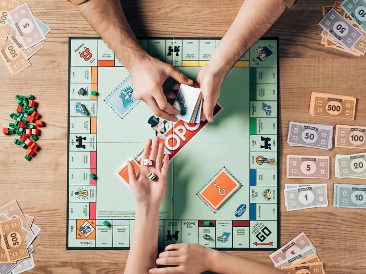 Rescata un juego de mesa