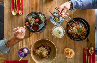 Daeng Asian Kitchen, cocina asiática en la Roma