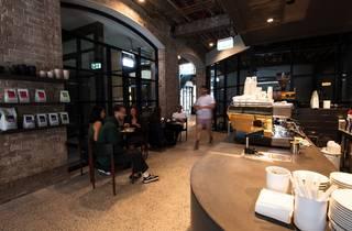 Old Gold Cafe (Photograph: Cassandra Hannagan)