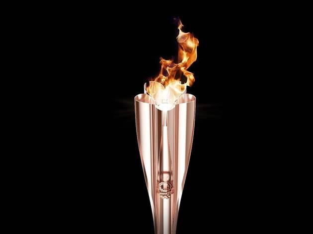 tokyo 2020 torch