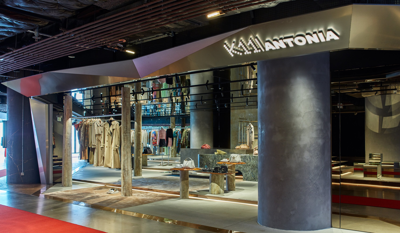 K11 Musea 首個國際時裝集中地 K11|Antonia 正式登場!