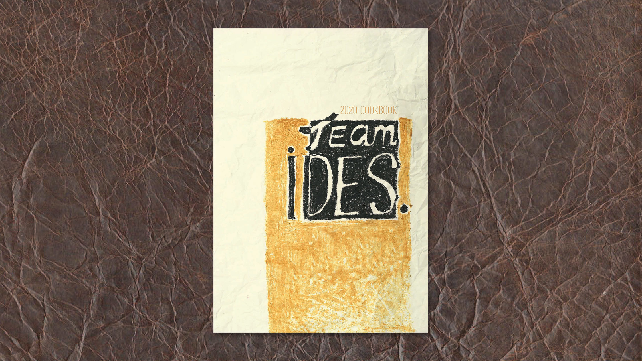 Ides zine cover page