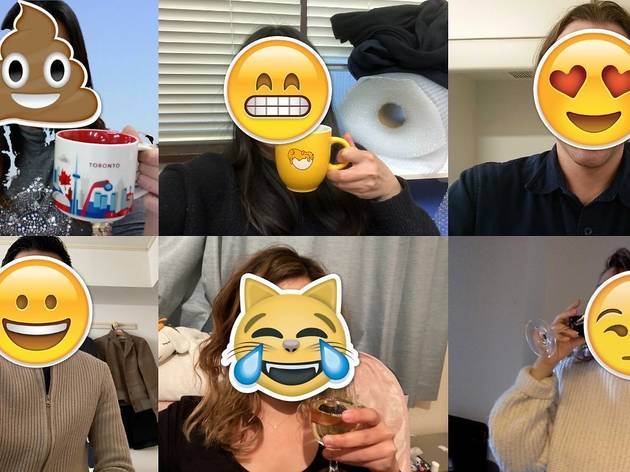 There's a Japanese word for drinking online with friends: on-nomi