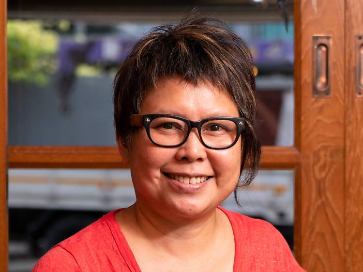 Taksina Nuangsri - Owner/operator of Barefood Bangkok