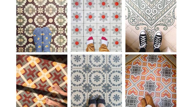 Los suelos de casa más bonitos de Barcelona