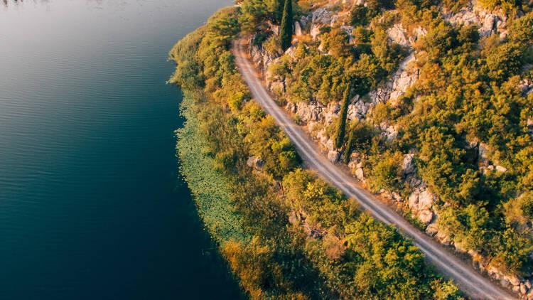 Baćina lakes, the perfect roadtrip stop between Makarska and Dubrovnik