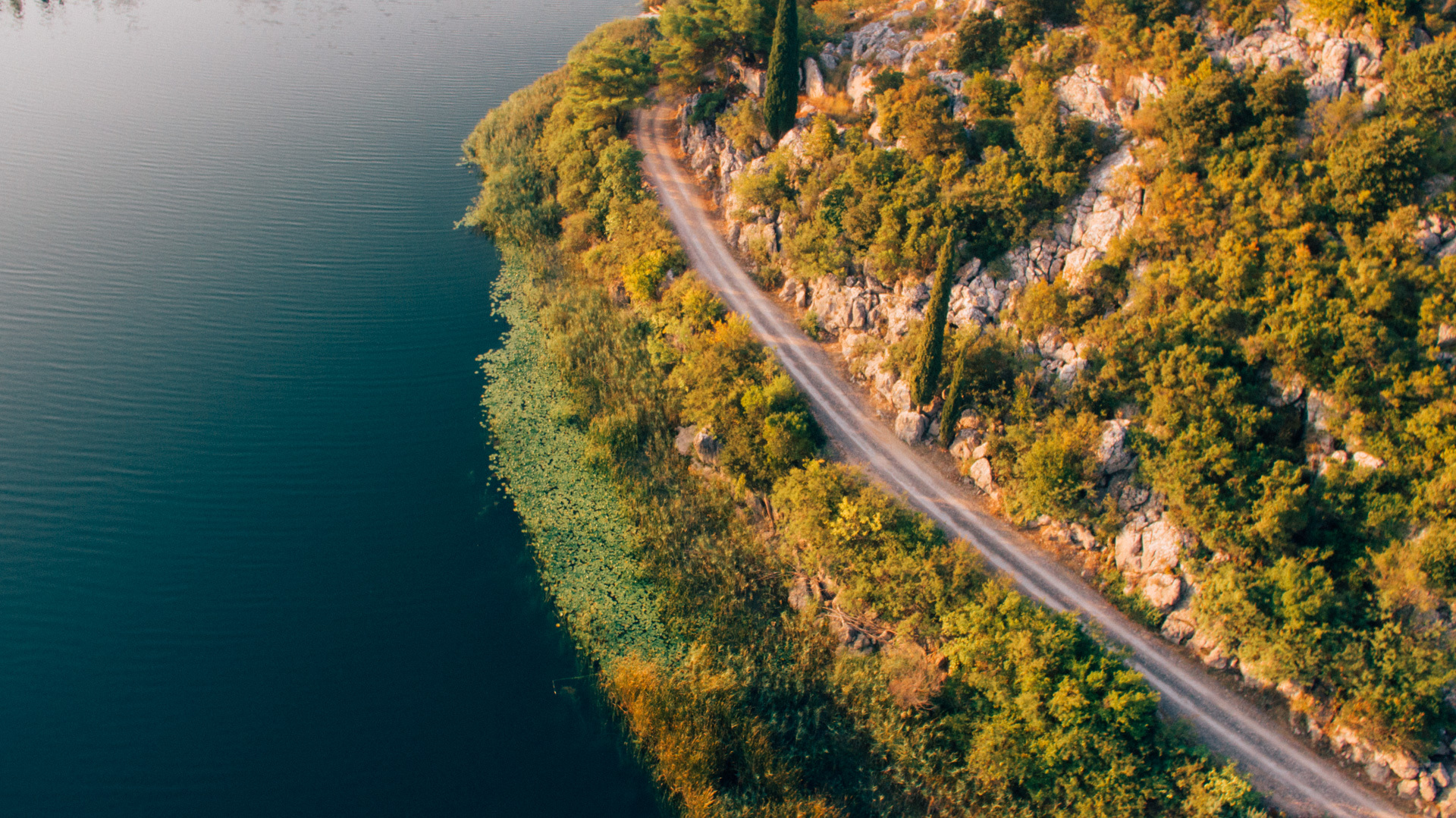 In pictures: 54 photos of Croatia's splendid lakes and rivers