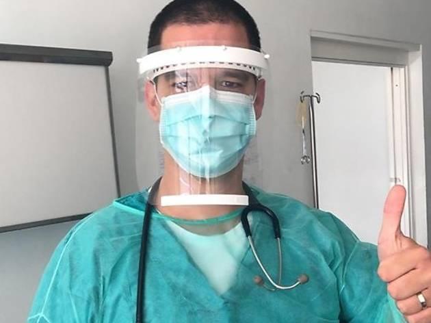 3D printed visors