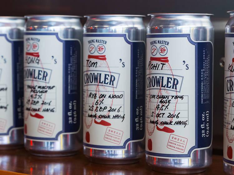 五個香港製造手工啤品牌