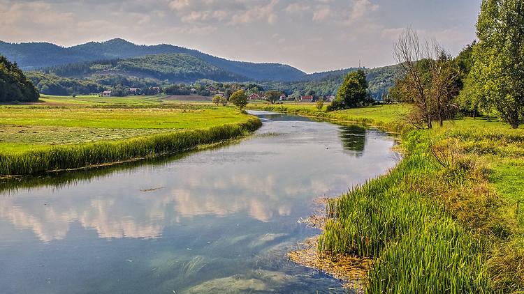 The Lika region's must-see Gačka river