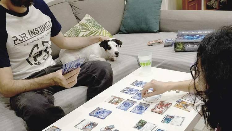 Los juegos de mesa nunca pasan de moda
