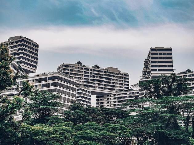 Singapore, exterior
