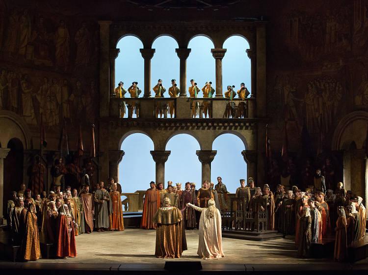 免費網上看世界級展覽和音樂歌劇