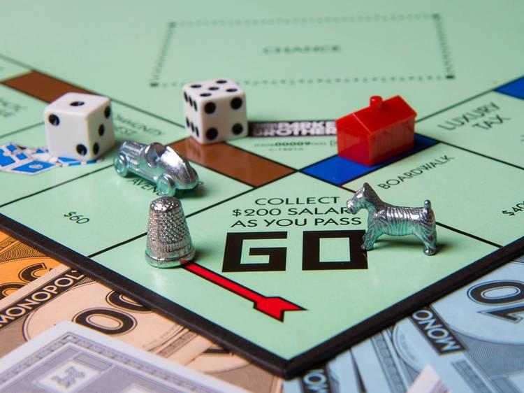 Play a nostalgic board game