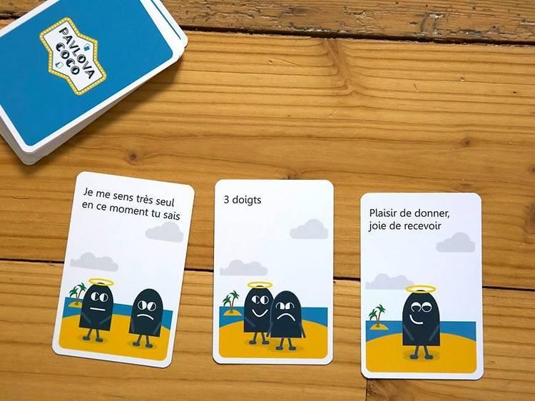 Jouer en ligne au jeu Blanc-manger Coco