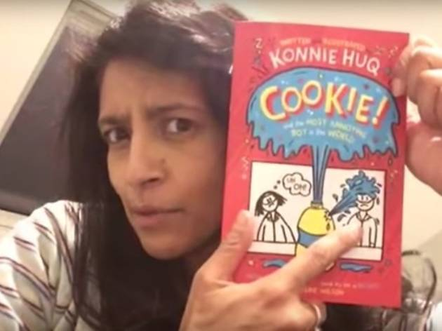 konnie huq on youtube