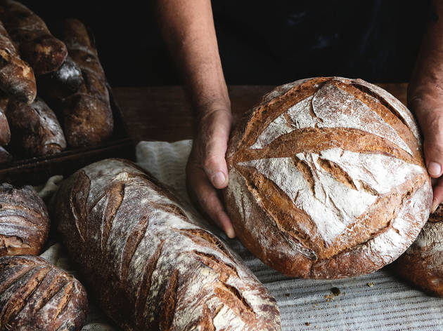 Tips for baking sourdough bread at home