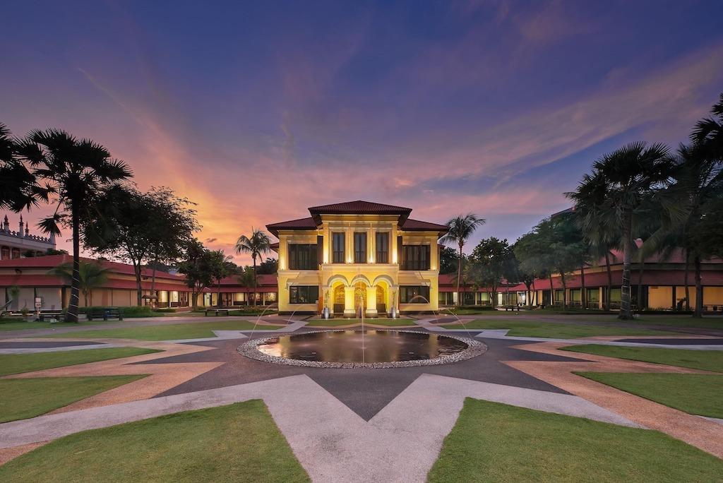 Malay Heritage Centre, exterior