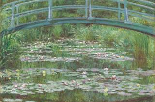 Monet, Van Gogh, Klimt, painting