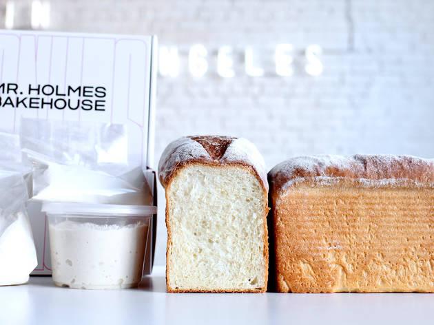 Mr Homles, Mr Holmes Bakehouse, bread, starter kit