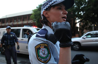 New South Wales Sydney Police